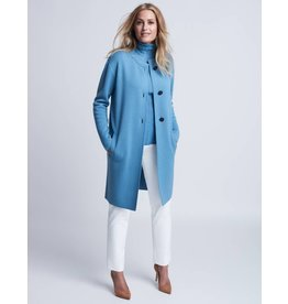 Winser London WL-Merino Wool Three Button Coat