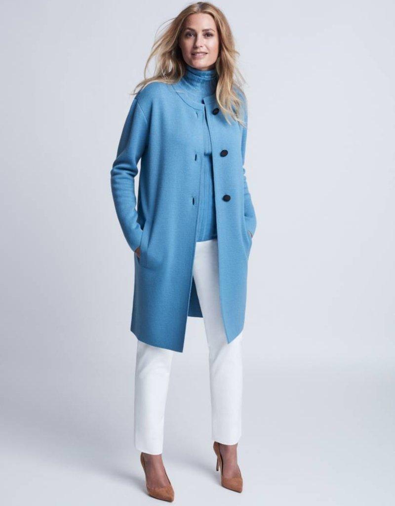 Winser London WL-Merino Wool Three Button Coat