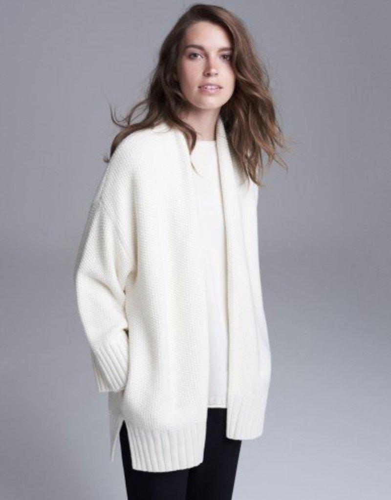 Winser London Wl- Cashmere Blend Edge to Edge Coat