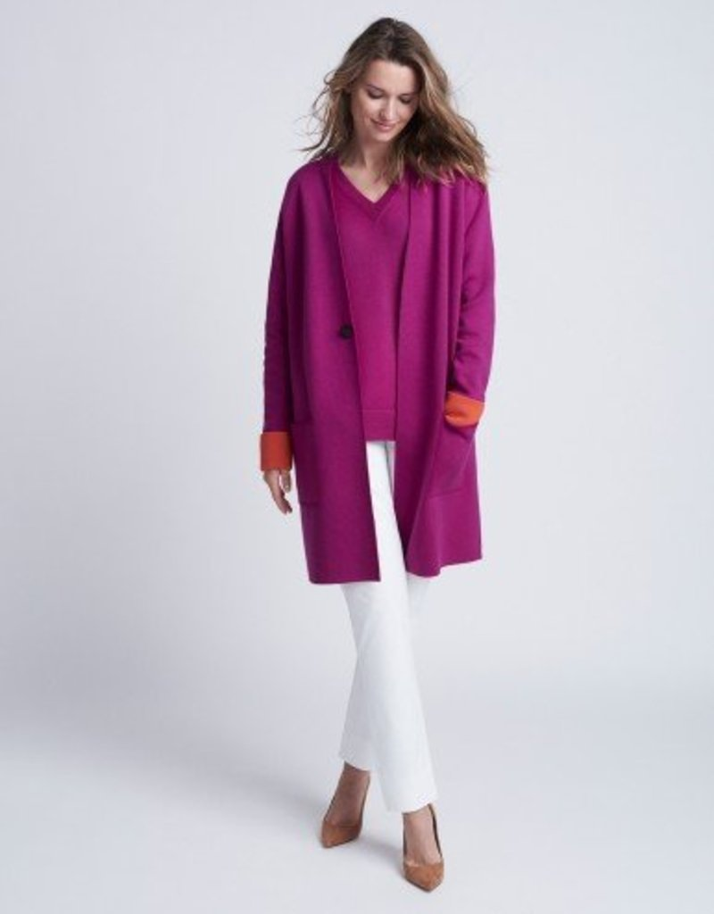 Winser London WL- Double Faced Coat