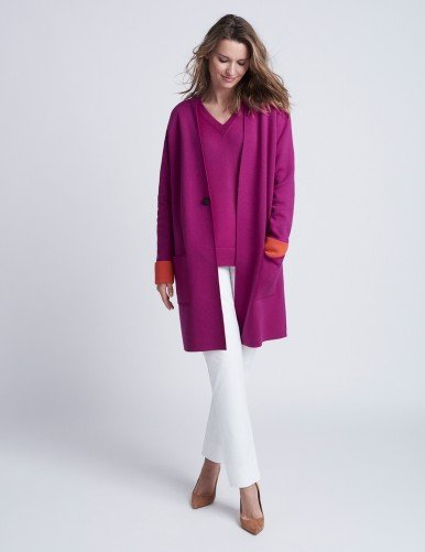 Winser London WL- Double Faced Coat