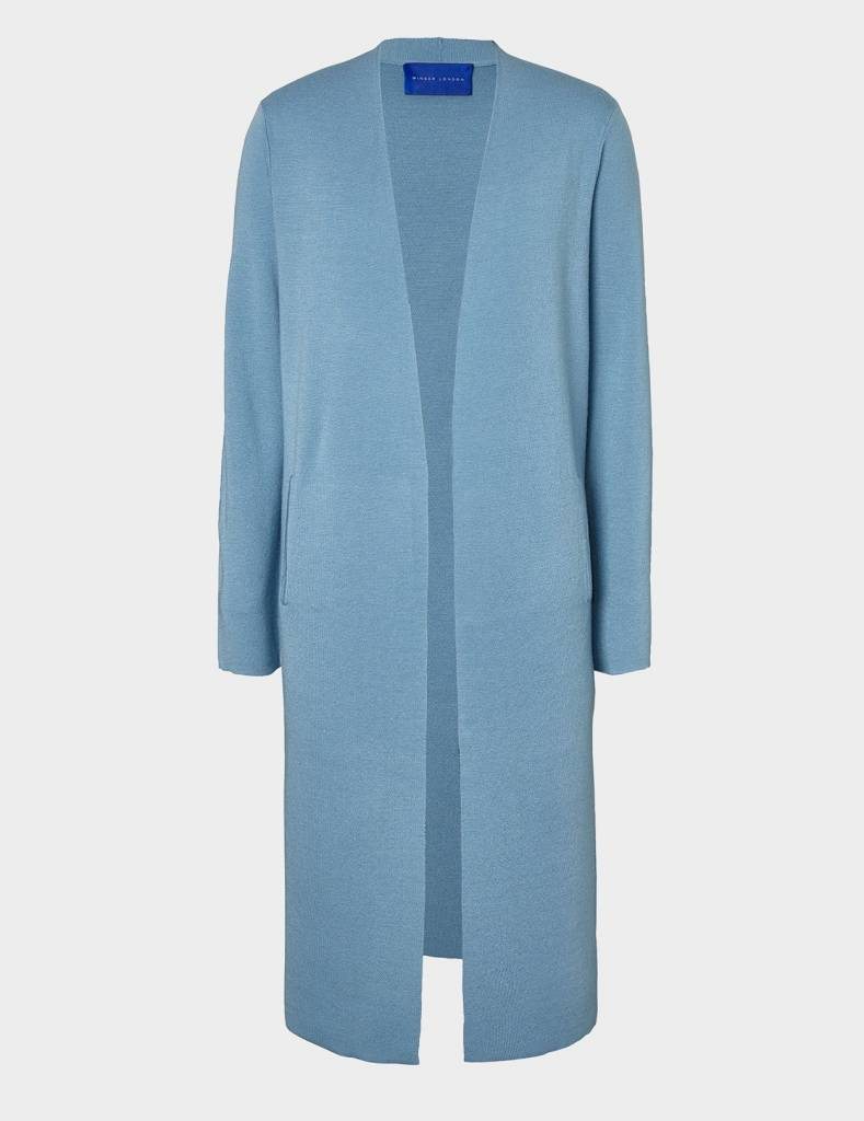 Winser London WL- Soft Merino Wool Coat