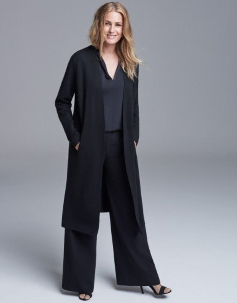 Winser London WL- Soft Merino Wool Coat