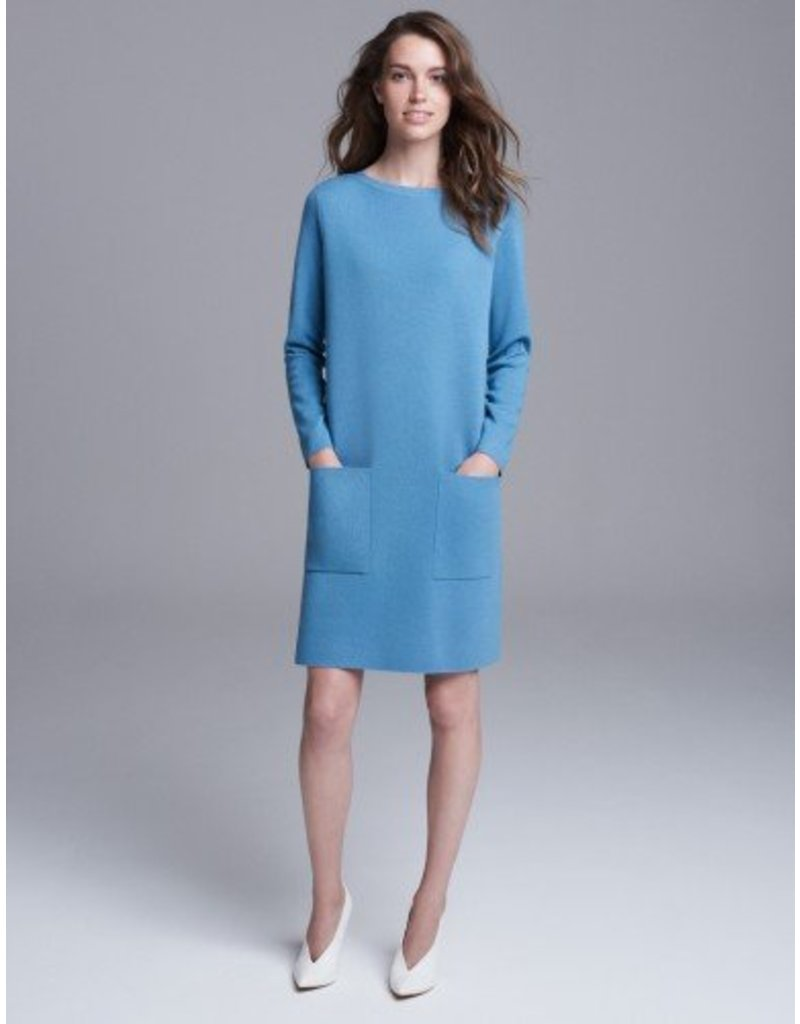 Winser London WL- Merino Wool Classic Dress