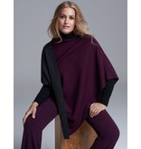Winser London WL- Reversible Merino Wool Poncho