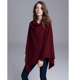 Winser London WL-Cashmere Blend Poncho