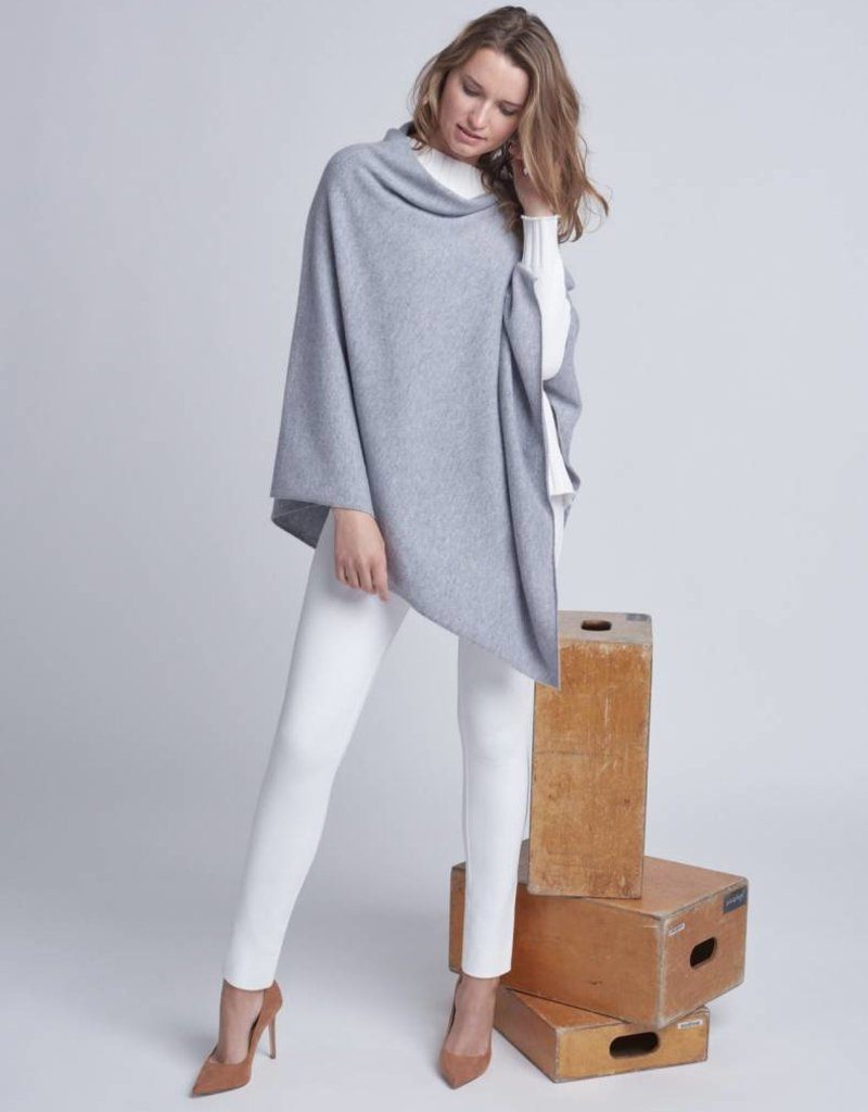 Winser London WL- Cashmere Poncho Blend