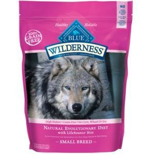 Blue Wilderness Grain Free Small Breed Chicken Dog Food Reviews