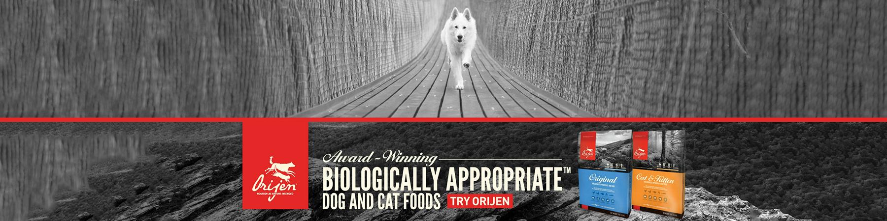 Orijen Banner