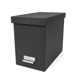 Bigso Boxes File Box Graphite