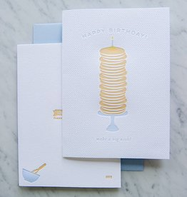 Farmwood Press Birthday Pancakes Card