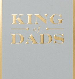 Calypso Cards King of Dads Card