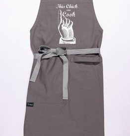Twisted Wares This Chick Can Cook, Apron