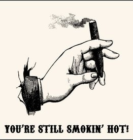 SugarBoo Designs You're Still Smokin' Hot Notecard