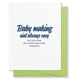 Betsy White Baby Making