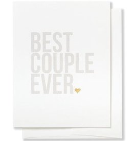 Betsy White Best Couple Card