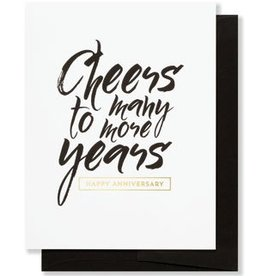 Betsy White Cheers Card