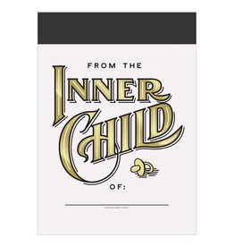 Knock Knock Alter Ego Pad: Inner Child