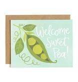 1Canoe2 Sweet Pea Card