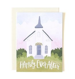 1Canoe2 Wedding Chapel Card