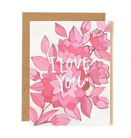 1Canoe2 Pink Floral Love