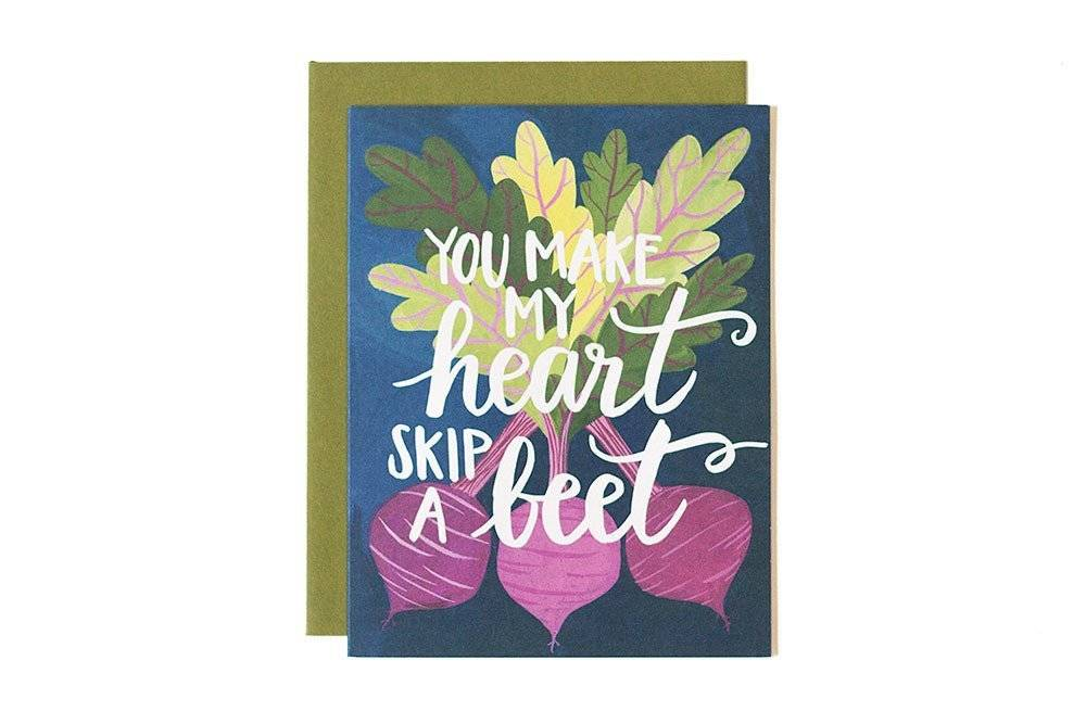 1Canoe2 Heart Skip a Beet