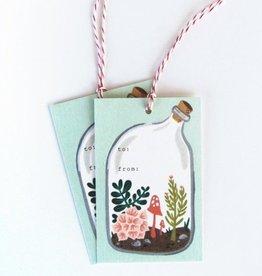 Idlewild Co. Terrarium Gift Tags