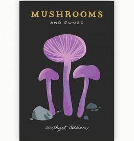 Idlewild Co. Mushroom + Fungi Postcards