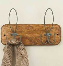 CTW Home Forge and Forest Wall Hooks