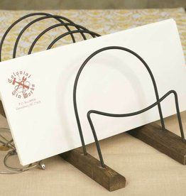 CTW Home Primitive Letter Holder