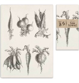CTW Home Vegetables Tea Towel