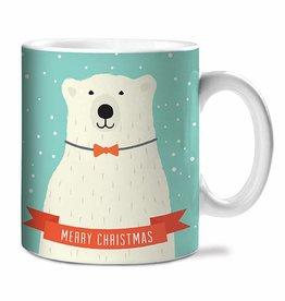 Studio Oh! Polar Bear Ceramic Mug