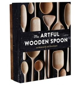 Hachette Book Group Artful Wooden Spoon Notecards