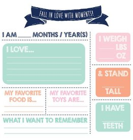 Ann Page Fall in Love Notepad