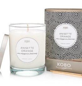 Kobo Candles Anisette Orange