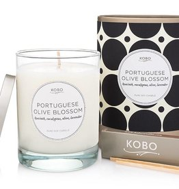 Kobo Candles Portuguese Olive Blossom