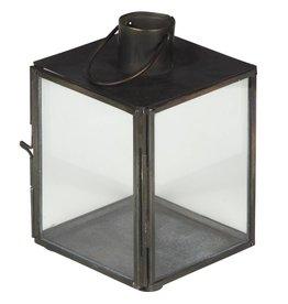 Eight Mood Addis Lantern Sm, Black