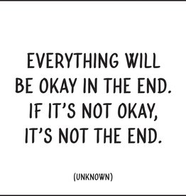 Quotable Everything Will Be Okay