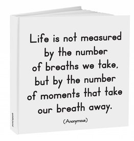 Quotable Life is not Measured Journal