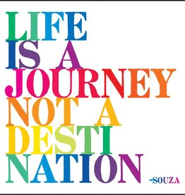 Quotable Life is a Journey Calendar