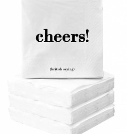 Quotable Cheers! Napkins
