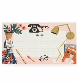 Rifle Paper Desktop Notepad