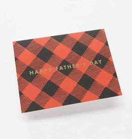 Rifle Paper Father's Day Plaid
