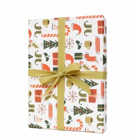 Rifle Paper Favorite Things Wrap, Roll