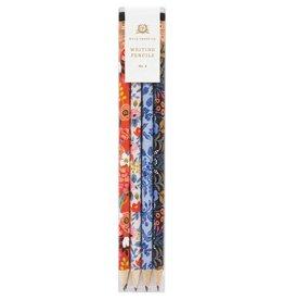 Rifle Paper Floral Pencil Set