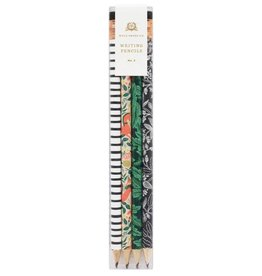 Rifle Paper Folk Pencil Set