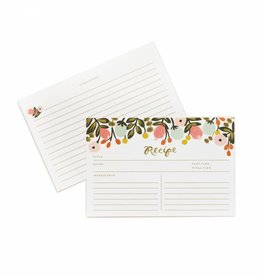 Rifle Paper Hanging Garden Recipe Cards