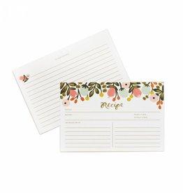 Rifle Paper Rifle - Hanging Garden Recipe Cards