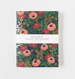 Rifle Paper Rosa Pocket Notebooks
