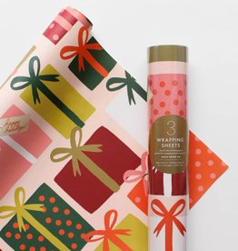 Rifle Paper Presents Wrapping Sheets